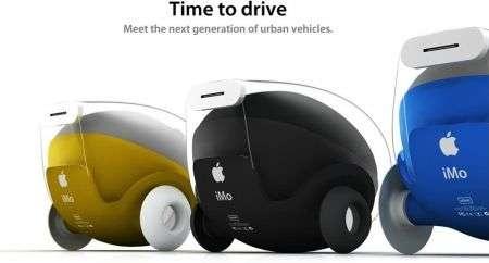 iMo l'automobile Apple!
