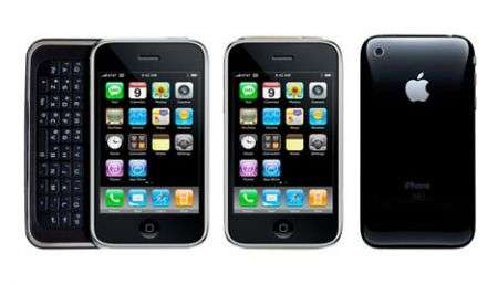 iPhone Clamshell con tastiera completa?!