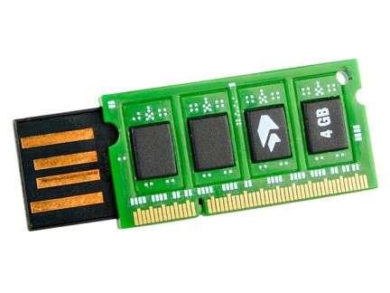Penna USB fatta a Ram!