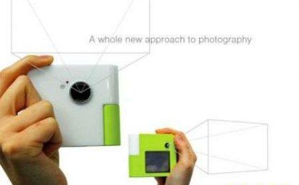 Fotocamera Clam: doppia foto in un unico gesto