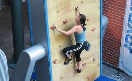 Climbstation: alpinismo da salotto