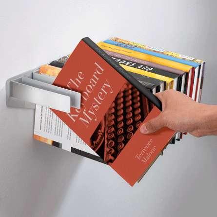 Flybrary, la libreria invisibile