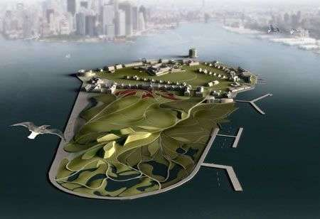 New York: Governors Island sarà un bio-paradiso