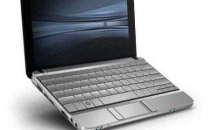 HP Mini 2140: netbook pompato