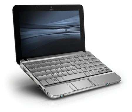 HP Mini 2140: netbook pompato
