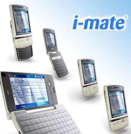 MWC 2009: i-Mate con Windows Mobile 6.5?