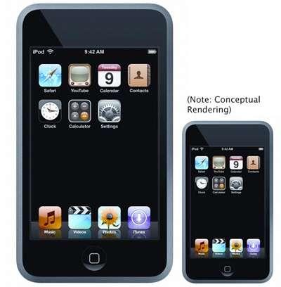 iPod Touch gigante per il 2009?