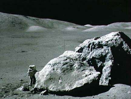 Ecco il mattone per costruzioni sulla Luna