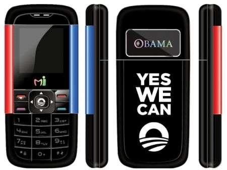 Il cellulare di Obama, solo in Kenya!