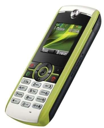 Motorola W233 Renew, il cellulare più ecologico!