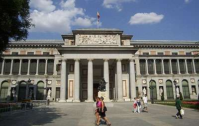 Museo del Prado HD e Gratis su Google Earth