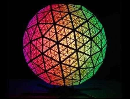 Times Square: la New Year Eve Ball diventa ecologica