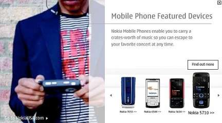 Nokia 5710 XpressMusic risorge!