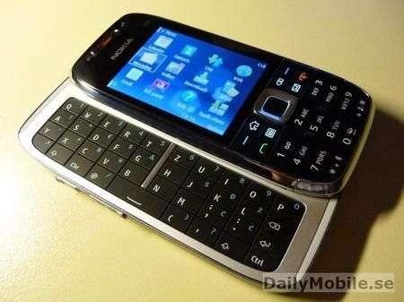 Nokia E75 si prepara al MWC 2009