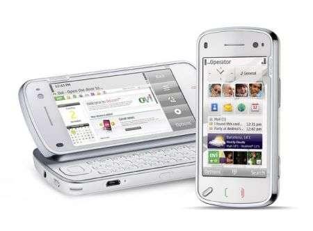 Nokia N97 al CES 2009