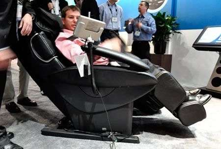 Poltrona massaggiante Panasonic EP30005