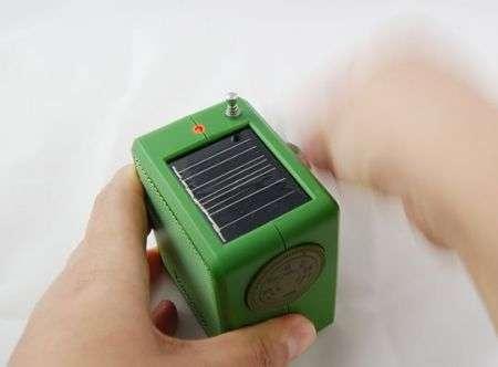 Radio Solare e a Manovella
