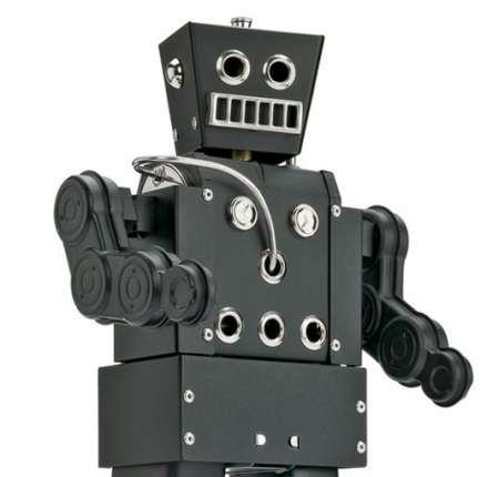 Robot a Vapore!