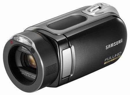 Videocamere Samsung H Series compatte e HD