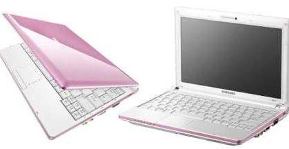 San Valentino 2009: Samsung NC 10 Rosa