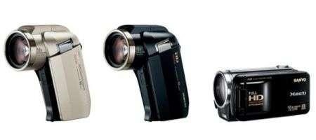 Videocamere Sanyo: le novità 2009