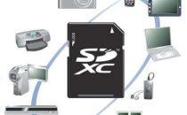 SDXC Card: le nuove schede di memoria fino a 2TB!