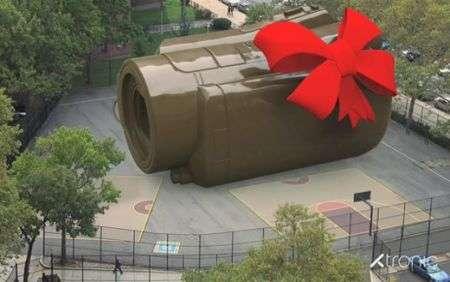 Sony Style: hitech gigante di cioccolato a New York