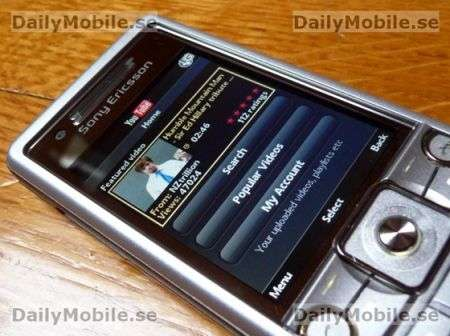 Sony Ericsson C510 Kate svelato