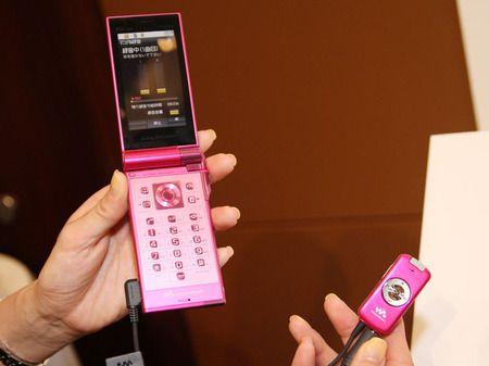 Migliori cellulari giapponesi 2009