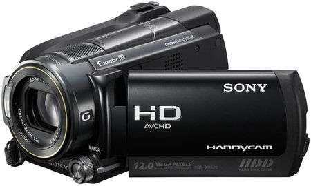 Videocamera Sony HDR-XR520V con GPS!