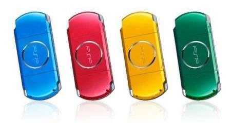 PSP Carnival Colors: 4 nuove sfumature