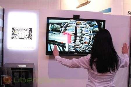 Toshiba Motion Controller: il vero Minority Report!