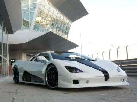 Ultimate Aero EV la più veloce auto elettrica