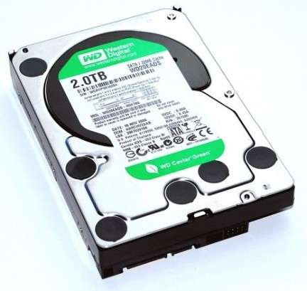 Western Digital Caviar Green con 2 Terabyte
