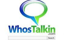 WhosTalkin: chi parla di chi su Facebook e altri social network?