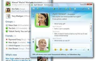 Download Windows Live Messenger 2009 in italiano