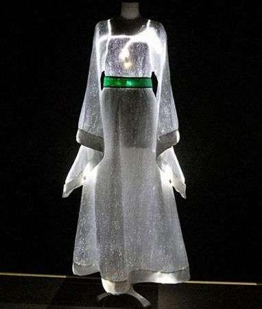 Lumigram Clothing: i vestiti che brillano