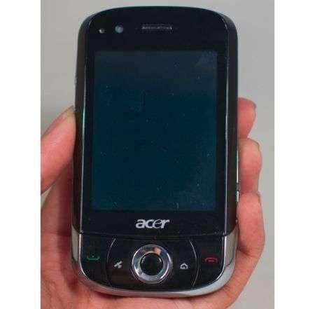 Acer X960 touchscreen