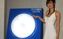 Panasonic: lampada che regola lilluminazione da sola