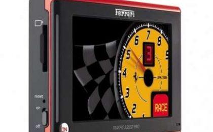 Becker Z250 Ferrari