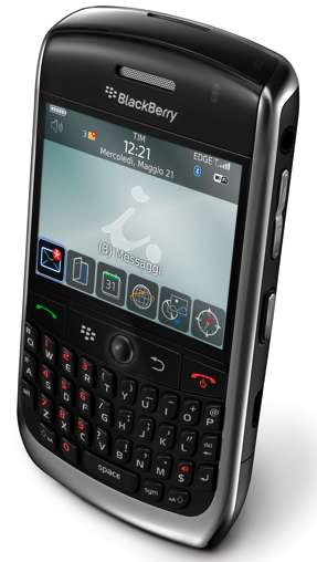 Blackberry 9800 Curve con Tim