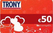 San Valentino 2009: Trony e Cartaregalo.it