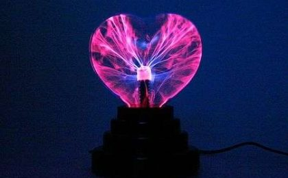 San Valentino 2009: cuore al plasma!