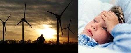 Energia Eolica: disagi fisici per l'uomo?