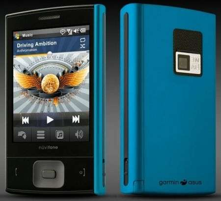 Garmin-Asus M20 Nuviphone