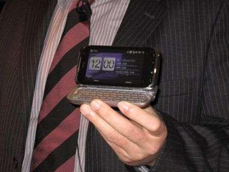 HTC Touch Pro 2: business alla massima potenza
