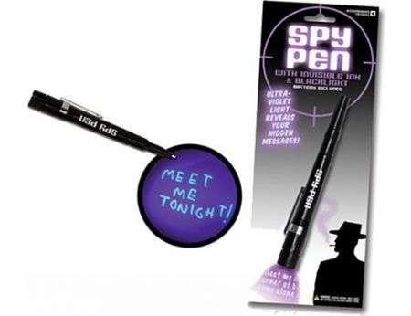 Penna invisibile agli ultravioletti