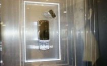 LG GD900: slider trasparente, prezzo e uscita
