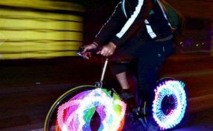 MonkeyLight le luci divertenti per bici