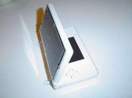Nintendo DS Lite a Energia solare fai da te